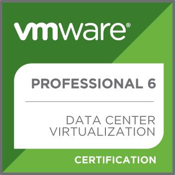 VMWare Certified Professional - Data Center Virtualization 6 (VCP-DCV6)